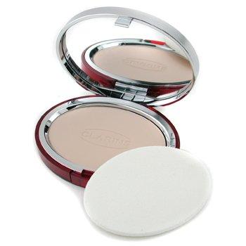 Clarins-Powder Compact - No. 10 Ivory Beige