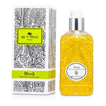 EtroMusk Perfumed Shower Gel 250ml/8.25oz