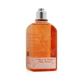 L'OccitaneCherry Blossom Bath & Shower Gel 250ml/8.4oz