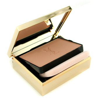 Yves Saint Laurent-Matt Touch Compact Foundation SPF 20 ( Refillable ) - No. 08 Amber