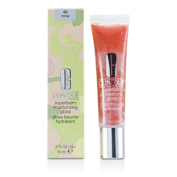 CliniqueSuperbalm Moisturizing Gloss - No. 03 Mango 15ml/0.5oz