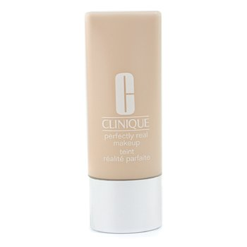 Clinique-Perfectly Real MakeUp - #61 Ivory (N)