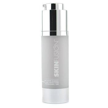 Fusion Beauty-SkinFusion Micro Technology Bio Active Intuitive Soft Focus Fluid Foundation SPF10 - # Light/Medium
