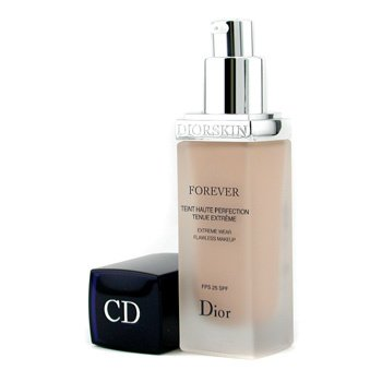Christian Dior-DiorSkin Forever Extreme Wear Flawless Makeup SPF25 - # 010 Ivory
