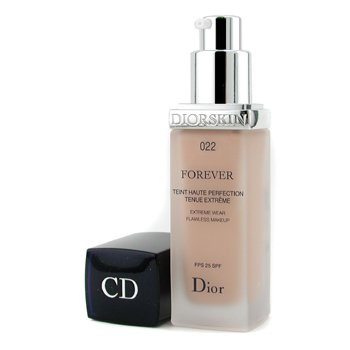 Christian Dior-DiorSkin Forever Extreme Wear Flawless Makeup SPF25 - # 022 Cameo