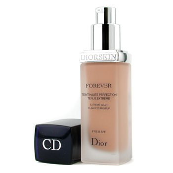 Christian Dior-DiorSkin Forever Extreme Wear Flawless Makeup SPF25 - # 040 Honey Beige