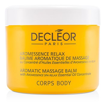 Decleor Aromessence Relax Aromatic Massage Balm (Salon Size)  500ml/16.9oz