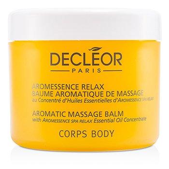 Decleor-Aromessence Relax Aromatic Massage Balm ( Salon Size )