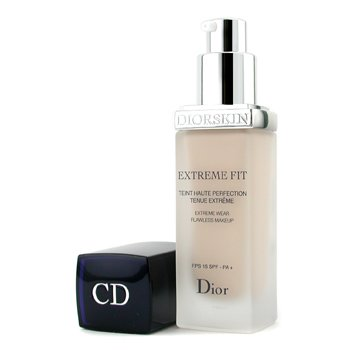 Christian Dior-DiorSkin Extreme Fit Extreme Wear Flawless Makeup SPF15 - # 010 ( Ivory )