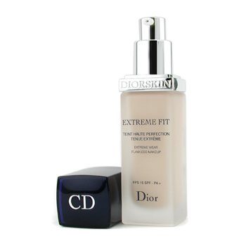 Christian Dior-DiorSkin Extreme Fit Extreme Wear Flawless Makeup SPF15 - # 011 ( Vanilla )