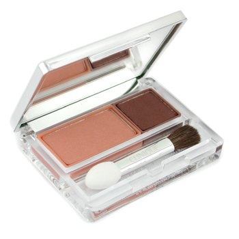Clinique-Color Surge Eyeshadow Duo - No. 213 Tiger Lily