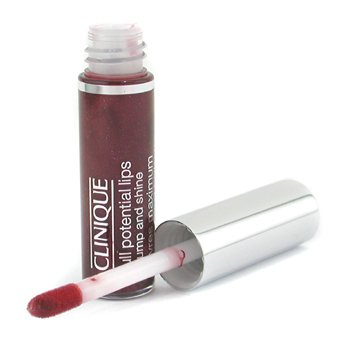 Clinique-Full Potential Lips Plump & Shine - # 14 Blackberry Bloom