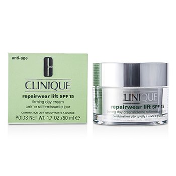 Clinique Repairwear Lift SPF 15 Firming Day Cream (Combination Oily to Oily Skin)  50ml/1.7oz