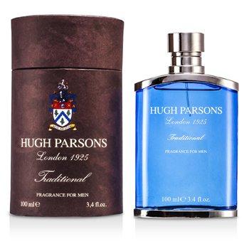 Hugh Parsons Traditional Eau De Toilette Spray 100ml/3.4oz