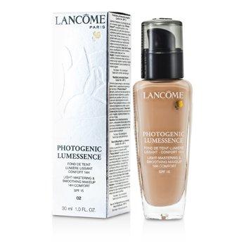Lancome-Photogenic Lumessence Light Mastering Smoothing Makeup SPF15 - # 02 Lys Rose