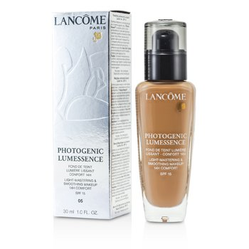 Lancome-Photogenic Lumessence Light Mastering Smoothing Makeup SPF15 - # 05 Beige Noisette