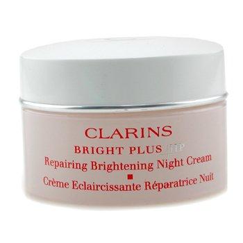 Clarins-Bright Plus HP Repairing Brightening Night Cream