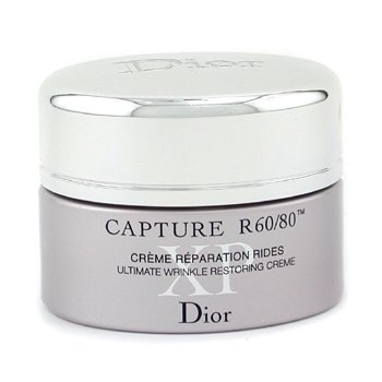 Christian Dior-Capture R60/80 XP Ultimate Wrinkle Restoring Creme ( Light )
