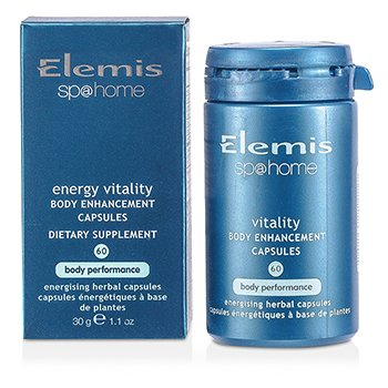 ElemisVitality Energy 60 Capsules