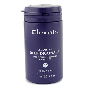 ElemisDeep Drainage Body Cleansing 60 Capsules