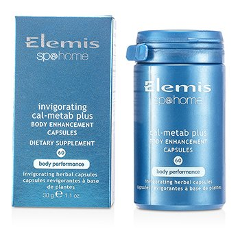 ElemisCal-Metab M�s Vigorizanteg 60 Capsules