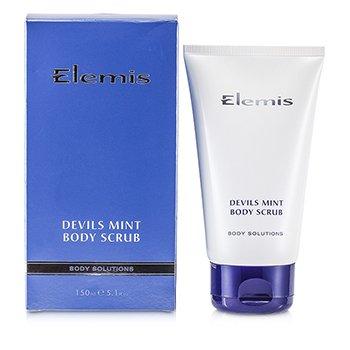 ElemisDevils Mint Exfoliante Corporal Menta 150ml/5.3oz