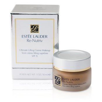 Estee Lauder-ReNutriv Ultimate Lifting Creme MakeUp SPF15 - No. 02 Pale Almond