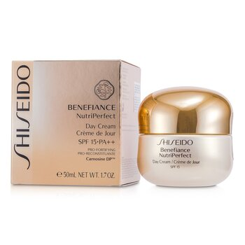 Shiseido Benefiance NutriPerfect დღის კრემი SPF15  50ml/1.7oz