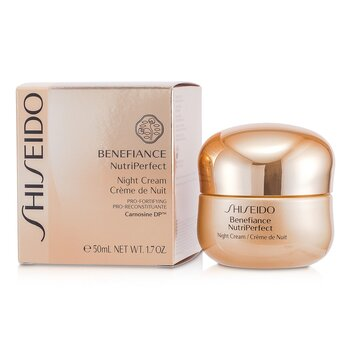Shiseido-Benefiance NutriPerfect Night Cream