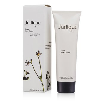 JurliqueCitrus Hand Cream 125ml/4.3oz