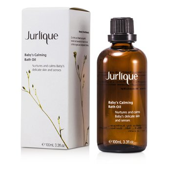 Jurlique Baby's Calming Bath Oil (New Packaging)  100ml/3.3oz