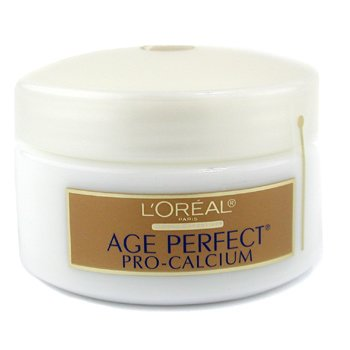 L`Oreal Dermo-Expertise Age Perfect Pro Calcium Day Cream SPF15 (For Very Mature Skin) 48g/1.7oz