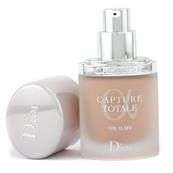 Christian Dior-Capture Totale High Definition Serum Foundation SPF 15 - # 010 Ivory