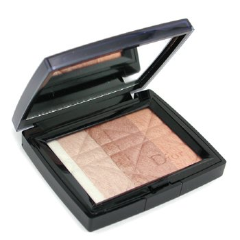 Christian Dior-DiorSkin Poudre Shimmer ( Ultra Shimmering All Over Face Powder ) - # 002 Amber Diamond