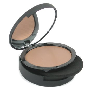 Smashbox-Conversion Cream To Powder Foundation - No. 4 Smashing ( Deep Tan Beige ) ( Unboxed )