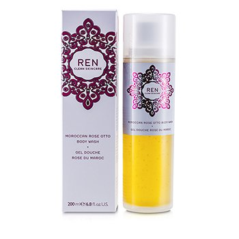 RenMoroccan Rose Otto Body Wash 200ml/6.8oz