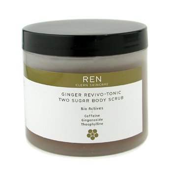 Ren-Ginger, Revivo-Tonic Two Sugar Body Scrub