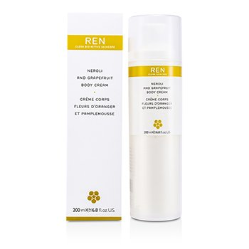 RenNeroli & Grapefruit Body Cream 200ml/6.8oz