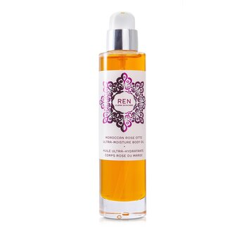 Ren-Moroccan Rose Otto Ultra Nourishing Body Oil