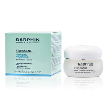 DarphinFibrogene Line Response Nourishing Cream (For Dry Skin) 50ml/1.7oz