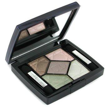 Christian Dior-5 Color Iridescent Eyeshadow - No. 409 Tropical Light