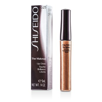 Shiseido-The Makeup Lip Gloss - G25 Cinnamon Shimmer