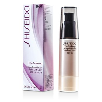 ShiseidoThe Maquillaje Lifting Base de Maquillaje SPF 15 - B60 Natural Deep Beige 30ml/1oz