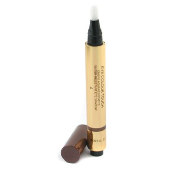 Yves Saint Laurent-Eye Colour Touch ( Water Resistant Eye Shadow ) - # 04 Glazed Brown