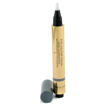Yves Saint Laurent-Eye Colour Touch ( Water Resistant Eye Shadow ) - # 02 Steel Blue