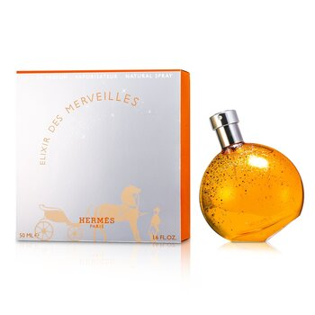 Hermes Eau Des Merveilles Elixir Eau De Parfum Spray  50ml/1.7oz