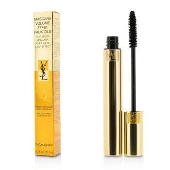 Yves Saint Laurent Mascara Volume Effet Faux Cils (Luxurious Mascara) - # 01 High Density Black  7.5ml/0.25oz