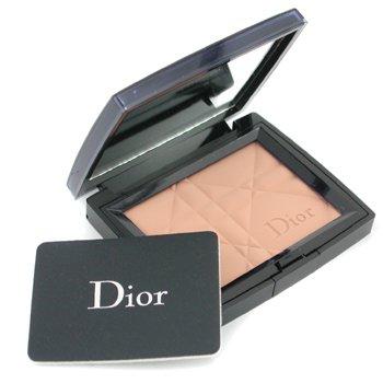 Christian Dior-Diorskin Matte & Luminous Sheer Pressed Powder - # 003 Transparent Deep