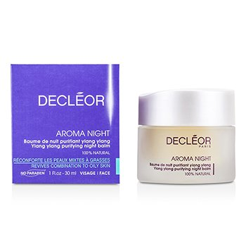 DecleorAroma Night Ylang Ylang Purifying Night Balm 30ml/1oz