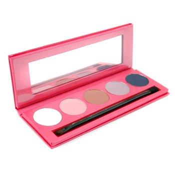 Paula Dorf-Heartbreaker Eye Kit: 5x Eye Color + Applicator